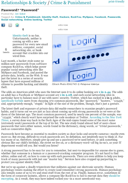 social network and privacy essay